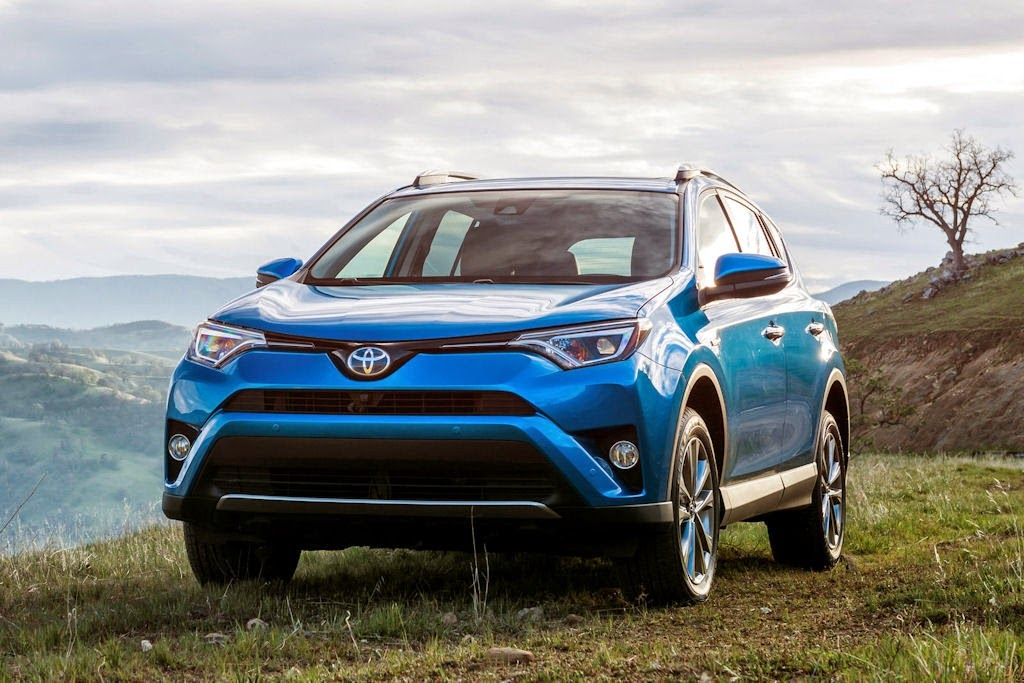 2017 Toyota Rav4 Review Price Release Date Cars News And 2016 2017 ...
