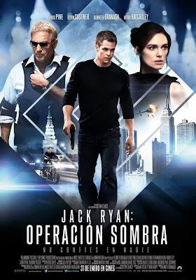 Jack Ryan: Operacion Sombra (2014) [Dvdrip] [Latino] [1 Link]