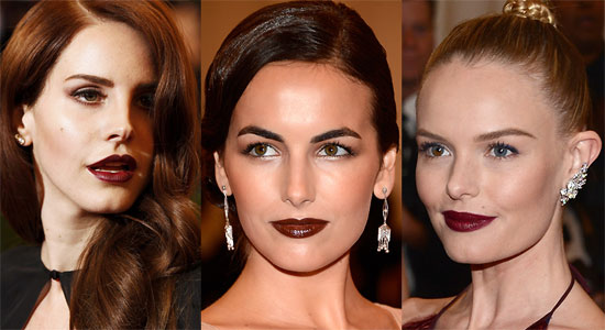 2012-met-ball-makeup-dark-vampy-lips Ive FALLen in Love...