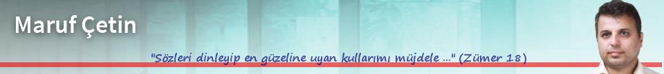 Maruf Çetin