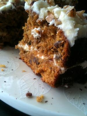 Passion cake czyli tort nieco inaczej