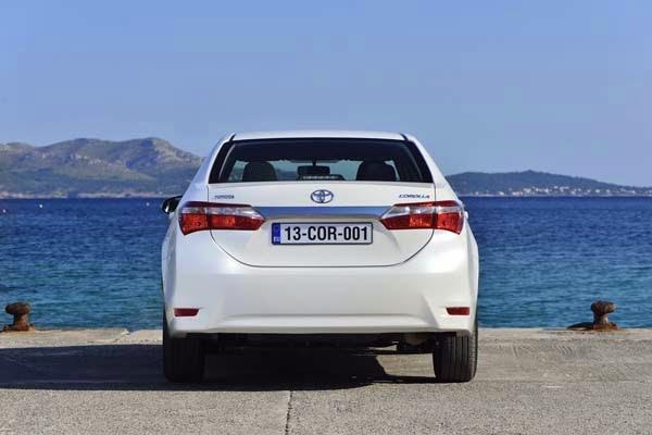 lancamento do carro  Corolla 2014 o Novo Carro da Toyota