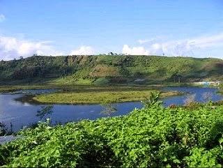 Danau Mas Harun Bastari Bengkulu