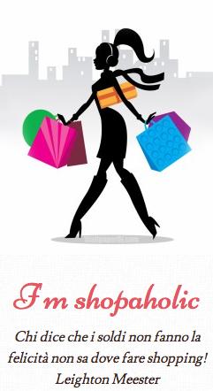 I'm a Shophaolic!