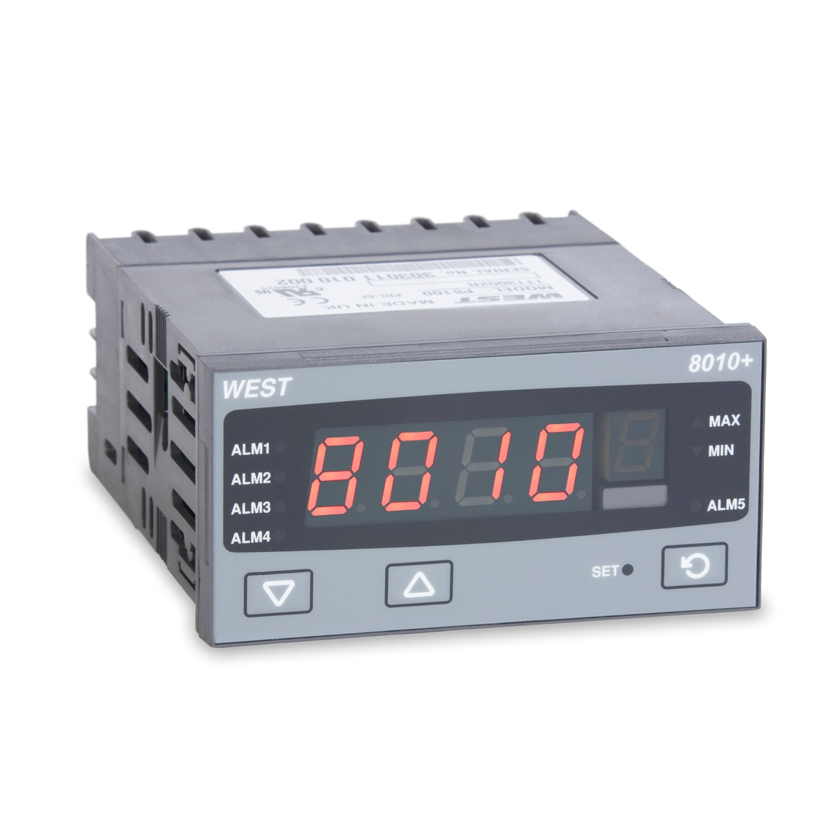 Digital Panel Indicators : Automated control
