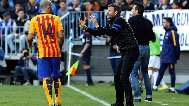 """La """"maquina perfecta"""" de Luis Enrique iguala los 24 partidos invictos del Barça de Rijkaard"""