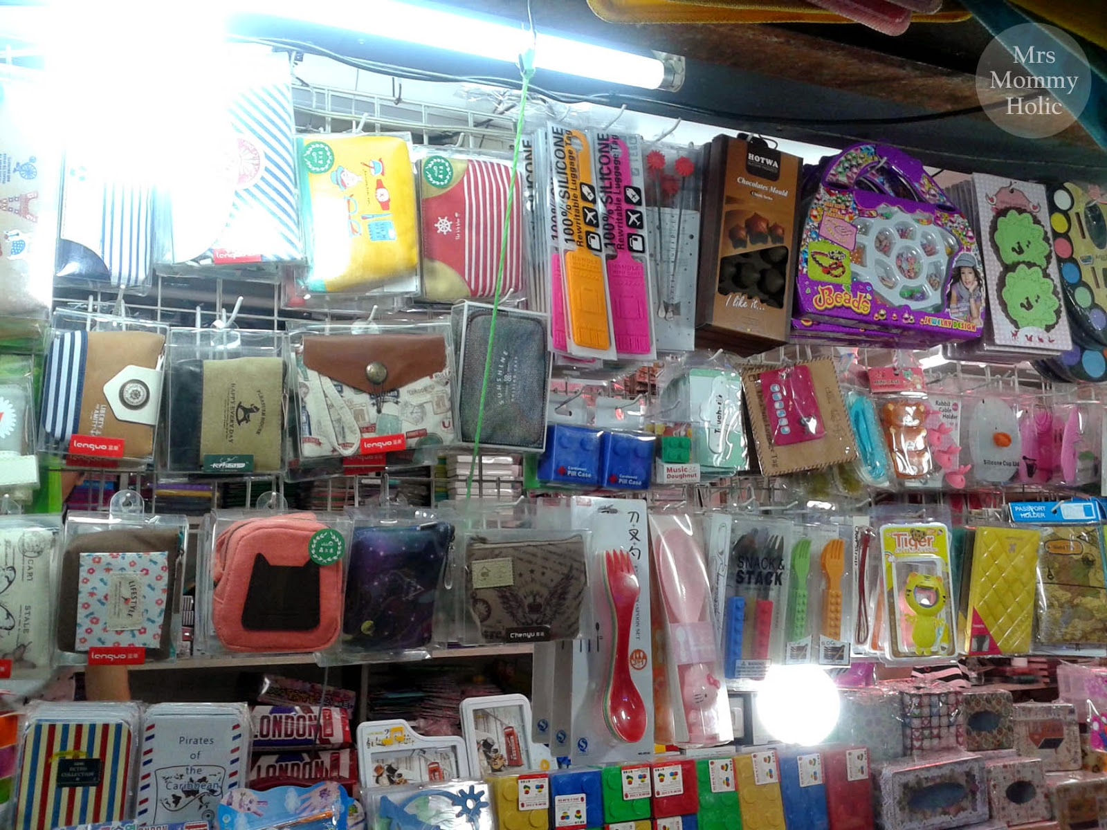 After We Headed Back To Lucky Chinatown Mall And Passed By Some Party Supplies Everything You Need Really Can Find Here In Divisoria
