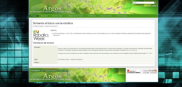 http://www.educa2.madrid.org/web/argos/inicio/-/visor/sonando-el-futuro-con-la-robotica?p_p_col_pos=2