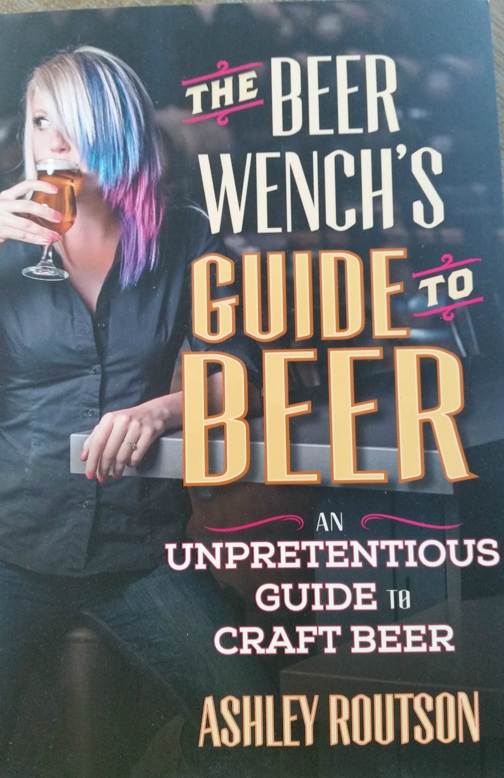 Hudson valley wine goddess hudson valley native ashley for Guide to craft beer