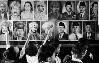 Pahlawan bangsa, pejuang kemerdekaan tepublik Indonesia