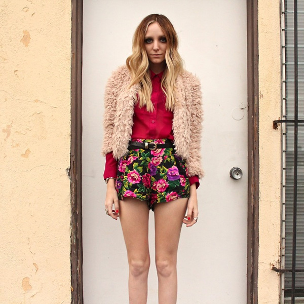 look para inspirar: printed short - short estampado
