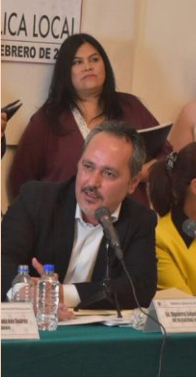Con el cuento de «ataques políticos» delegado de Tláhuac se defiende
