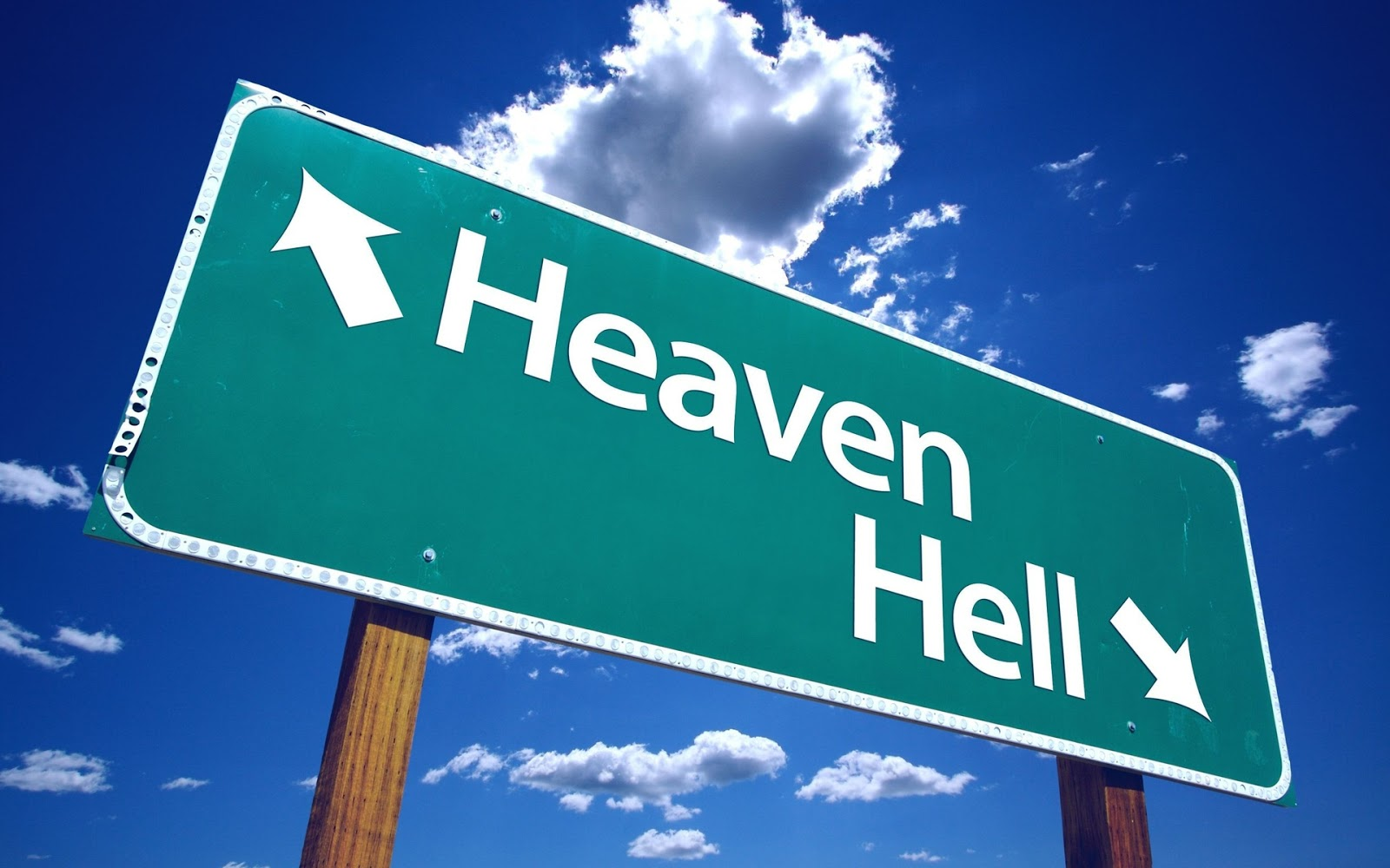 a discussion of the definitions and concepts of hell and heaven The concepts of heaven and hell have always been difficult to identify none of us have ever been in either place heaven and hell, a new perspective the concepts of we will continue the discussion of heaven within the perspective of a christian understanding.