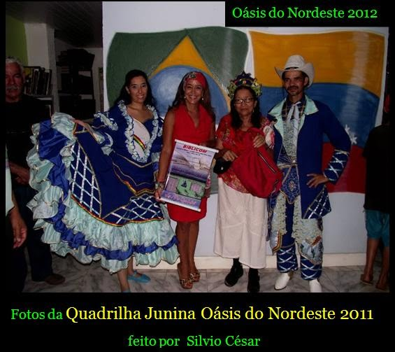 Grupo Cultural Oásis do Nordeste