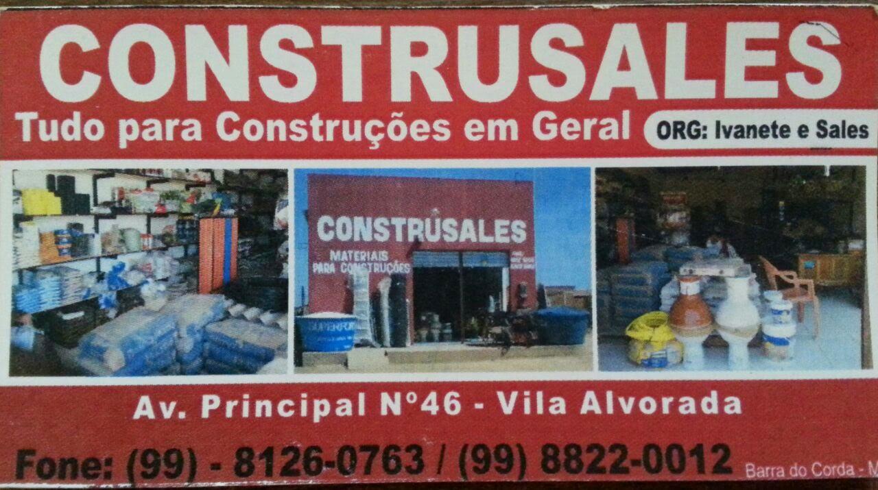 CONSTRUSALES