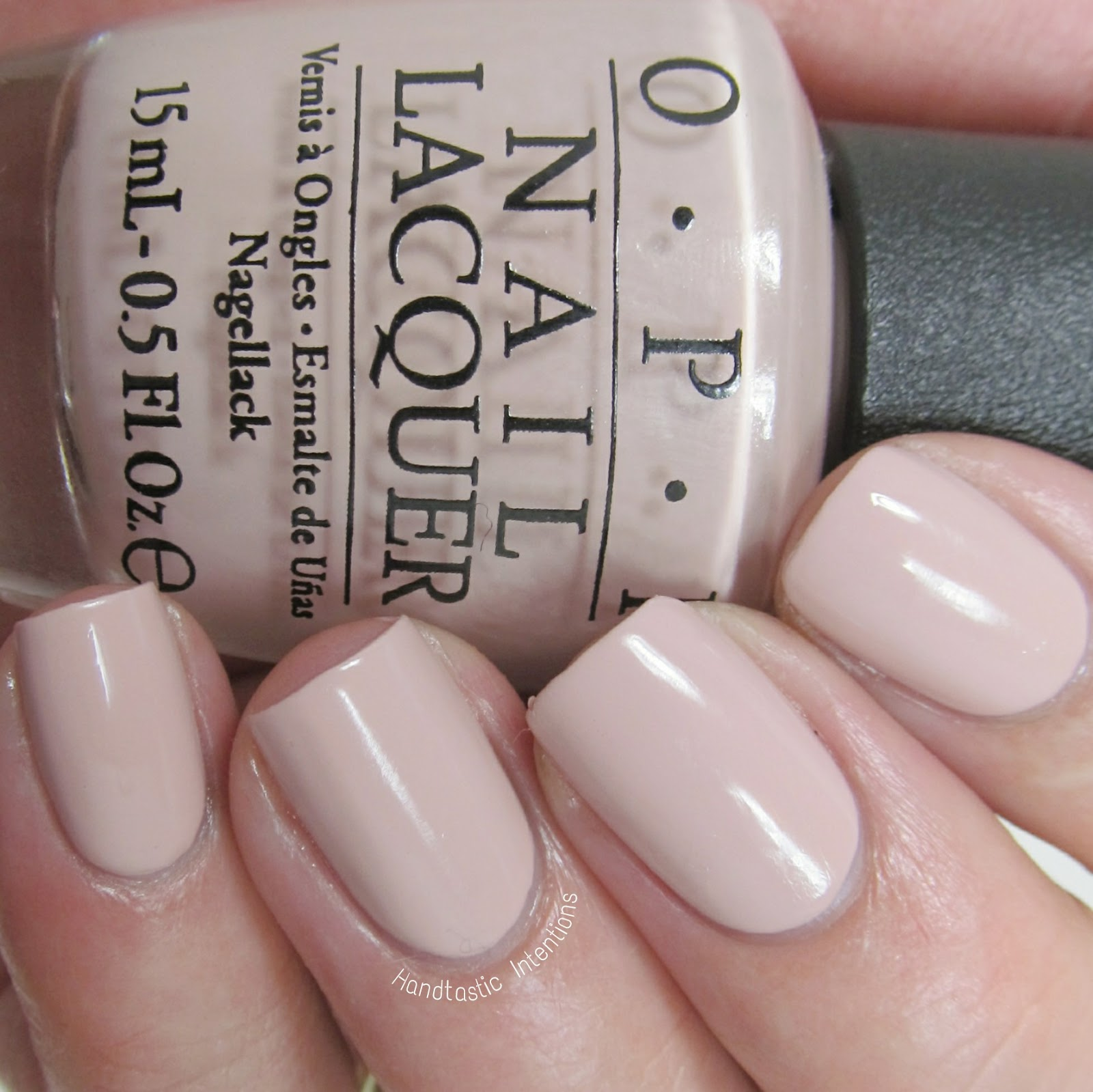 Handtastic Intentions: OPI Venice Collection