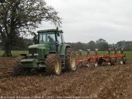Las maquinarias agrícolas en los cultivos