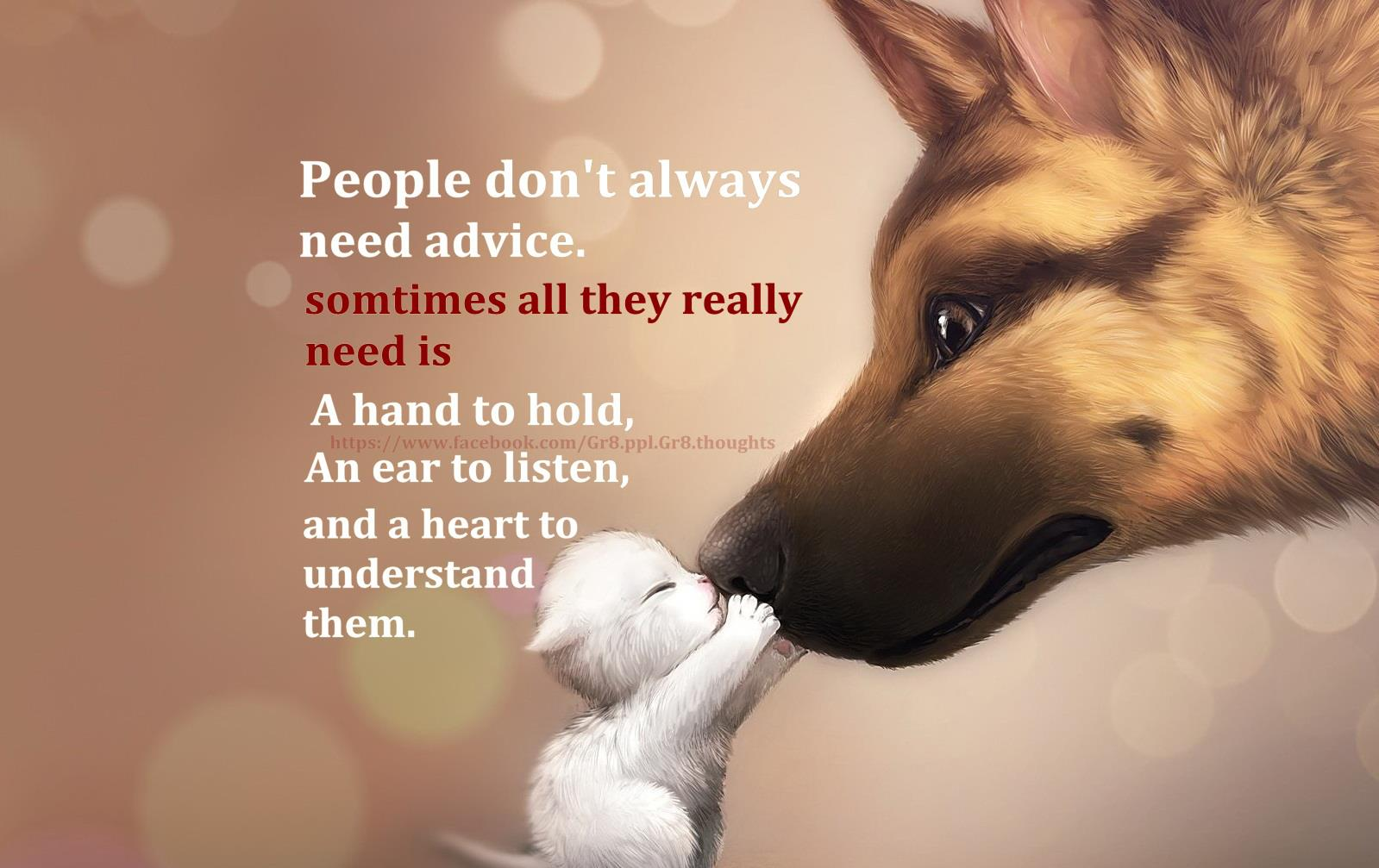 Animal Quotes Inspirational Photo 3