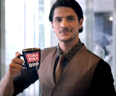 model iklan torabika duo vin rana