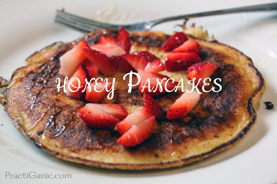Honey Pancakes