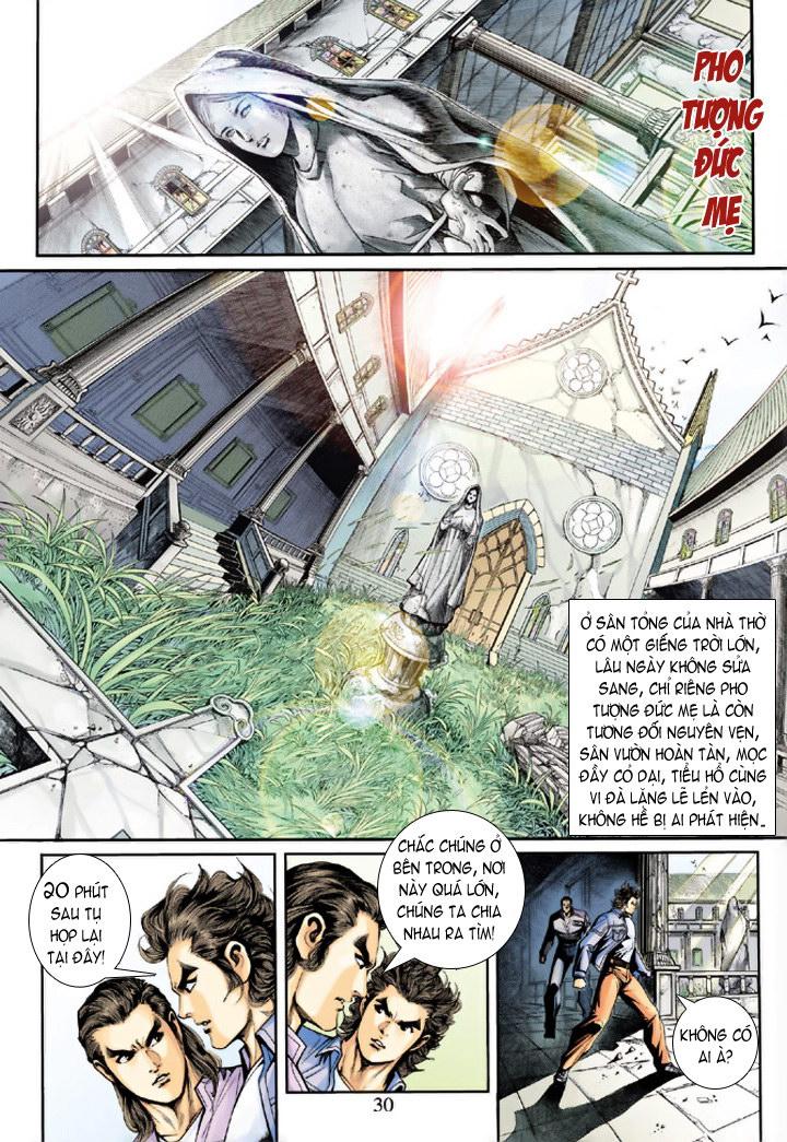 Tân Tác Long Hổ Môn chap 204 - Trang 28