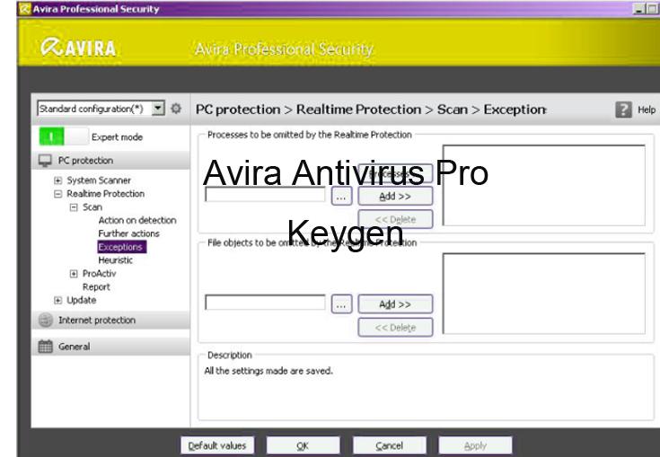 Avira Security Plus 2015 Keygen Portable License Serial Download