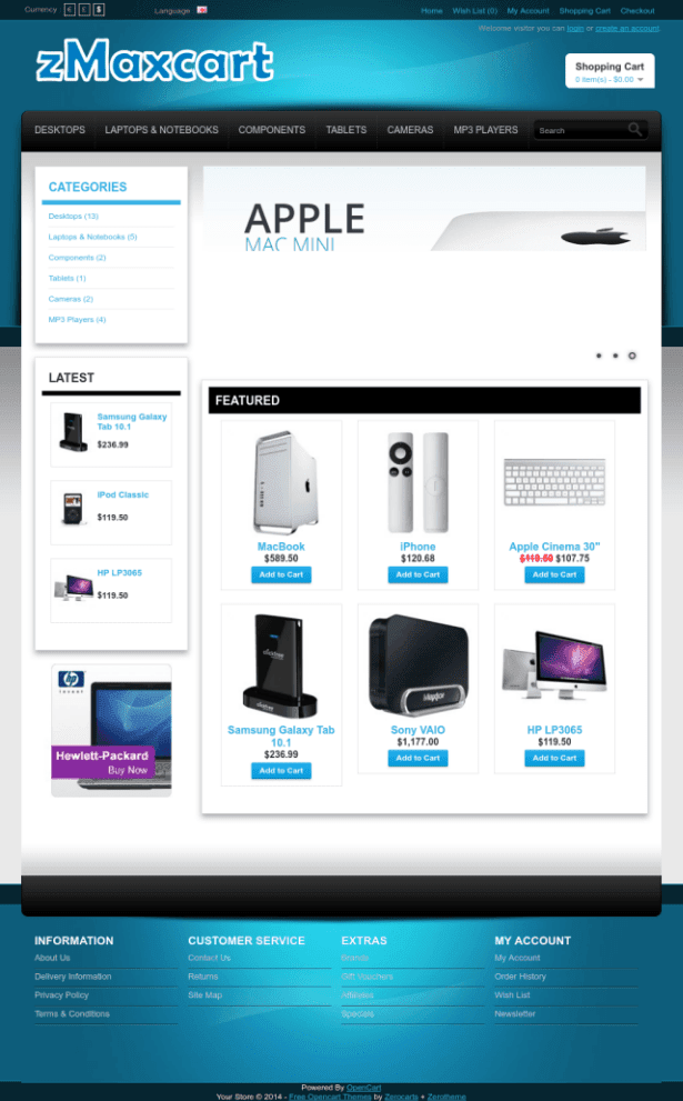 Download 2807 Free Website Templates  freecsscom