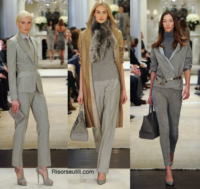 Ralph Lauren fall winter 2014 2015