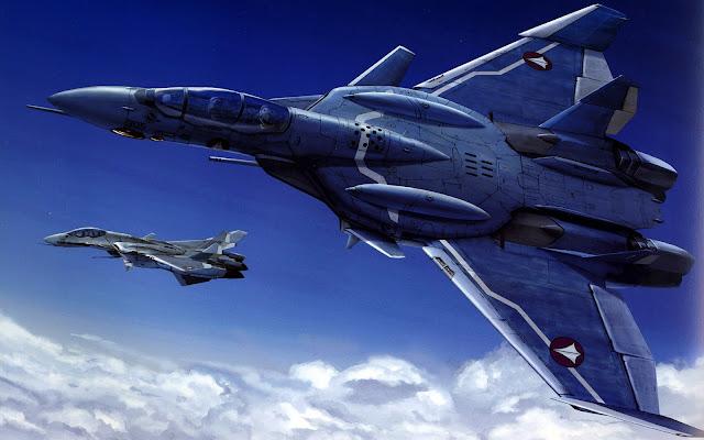 Grandes Ilustraciones de Naves de combate