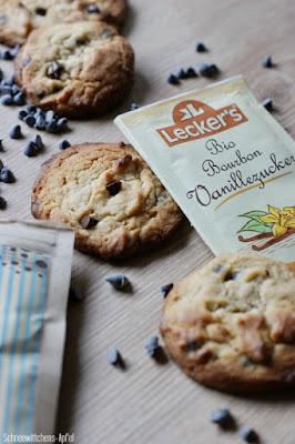 Peanutbutter-Chocolat-Cookies, SchneewittchensApfel, Cookies