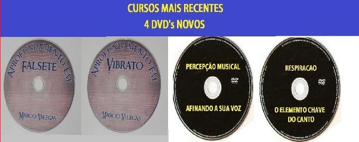Cursos em dvd