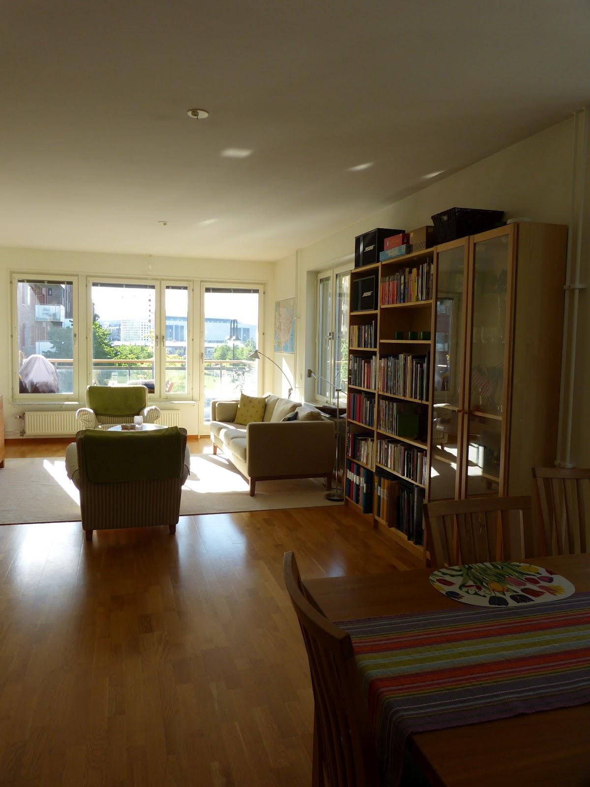 Sweet home sweden: välkommen till vårt nya hem