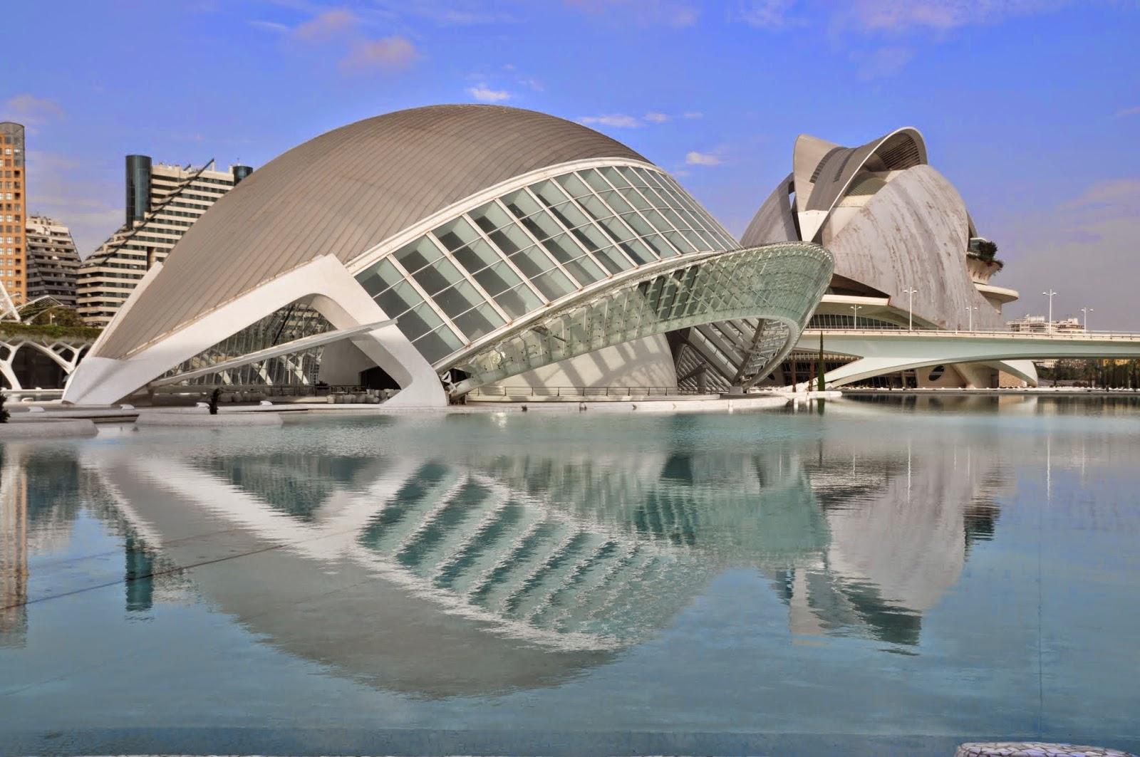 Itinerario in Spagna - Valencia