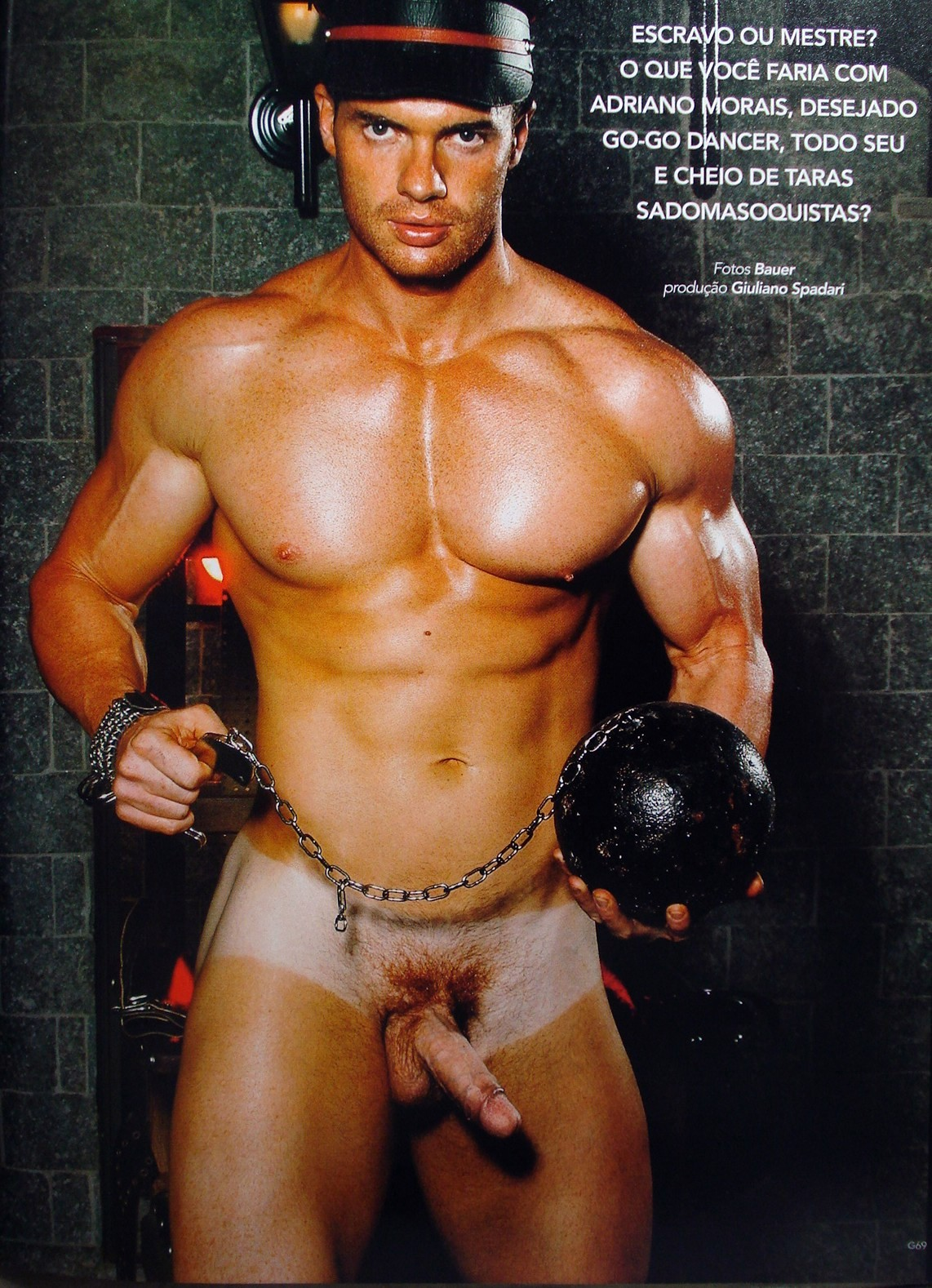 from Lawrence g gay magazine