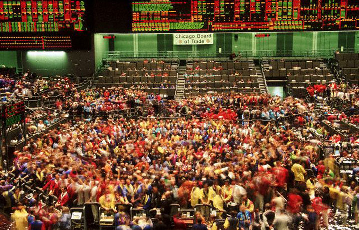 Options trading pit reviews