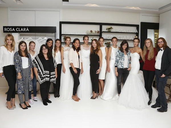 Masterclass para Bloggers de Rosa Clará - Madrid