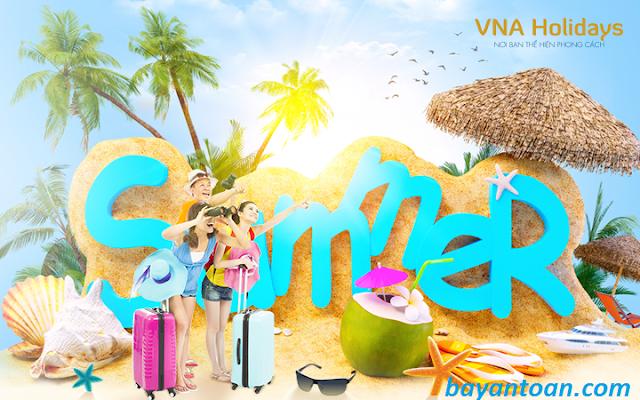 Vietnam Airlines - Đặt chỗ dễ dàng, hàng ngàn ưu đãi