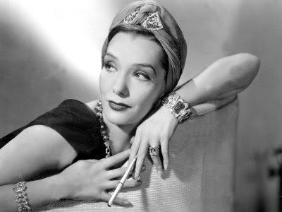 María Guadalupe Villalobos Vélez, ese era su verdadero nombre, conocida mundialmente por LUPE VELEZ. Cantante, actriz y bailarina, nacida en Mexico en 1908 ... - lupe-velez-1940