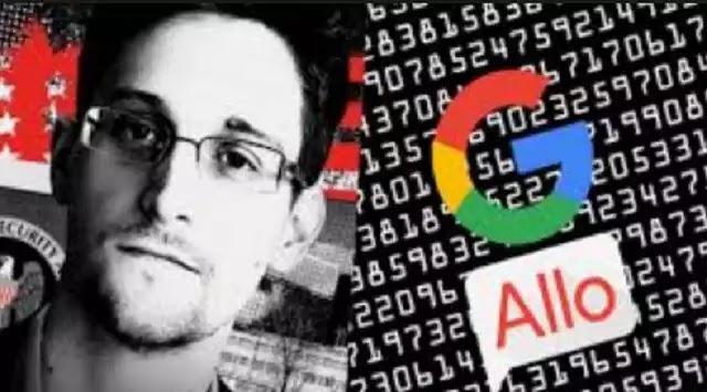 Edward Snowden: Προσοχή μην χρησιμοποιείτε το Google Allo
