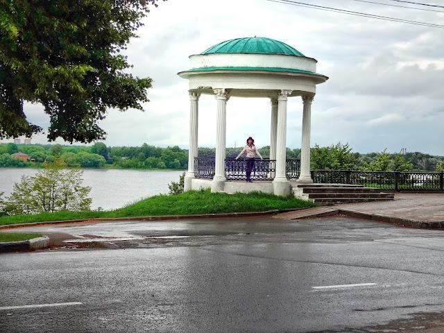 беседка в Ярославле