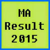 BZU Multan MA Result 2016 Part 1 and Part 2