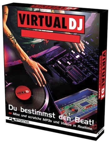 Download Virtual DJ Pro v7.4.1 Build 482 + Patch