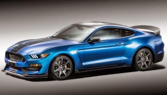 Mustang GT350r Nurburgring Time