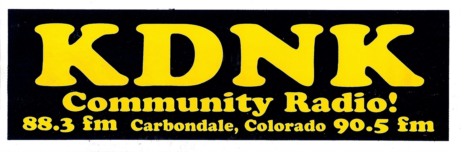 Radio Sticker of the Day: October 2013