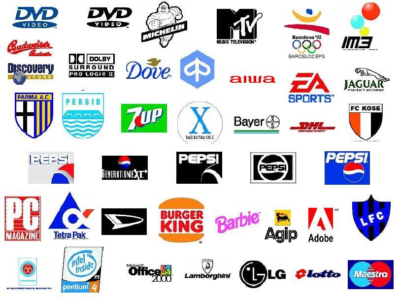 Logo Bagi Perusahaan-perusahaan besar sangat penting