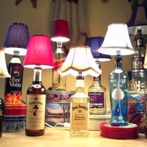 Ragam Kerajinan Tangan Dari Botol Bekas