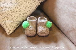 Stivaletti bebè