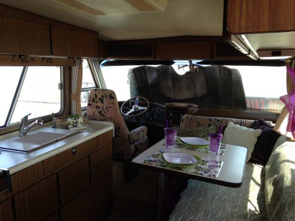 used rvs vintage rare fmc 2900r motorhome for sale by owner