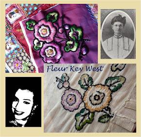 Tutoriel Fleurs Key West