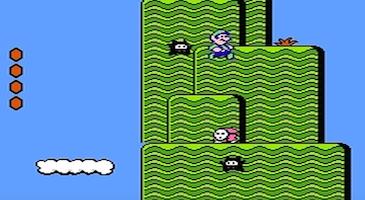 Super Mario Bros. 2 Nintendo NES